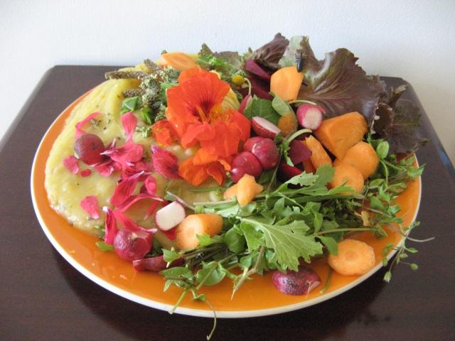 Salatka weganska - blog Marii Bucardi